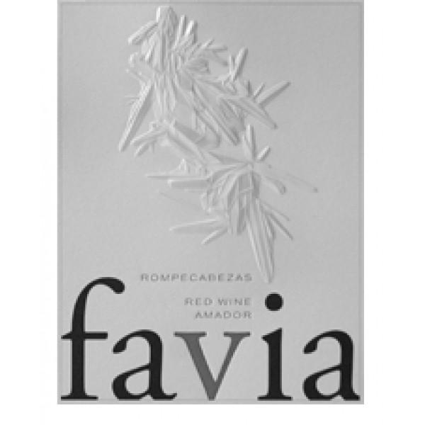 2009 ファヴィア ロンペカベサス レッドワイン