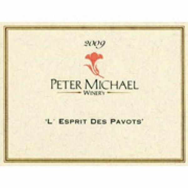 2009 ピーター・マイケル レスプリ・デ・パヴォ
