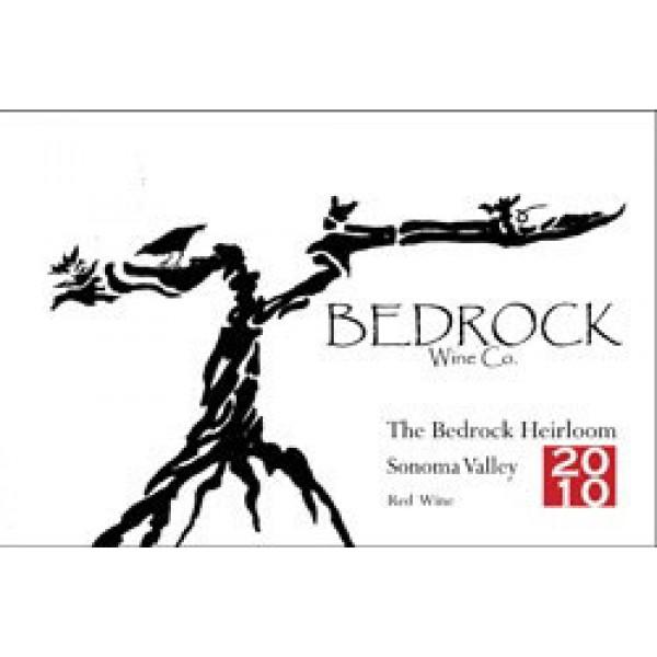 2010 ベッドロック  エアルーム レッド・ワイン