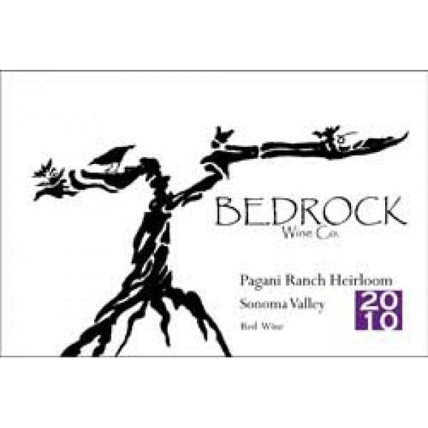 2010 ベッドロック パガニ・ランチ エアルーム・ワイン