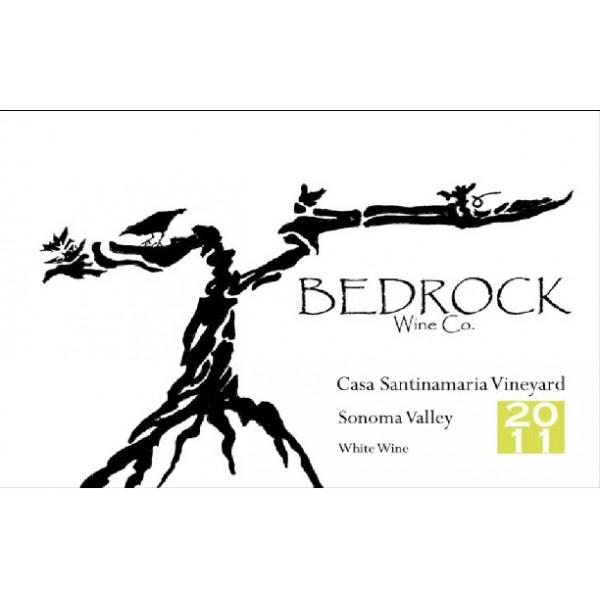 2011 ベッドロック カサ・サンティナマリア ホワイト